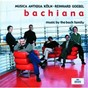 Album Bachiana i - music by the bach family de Koln Musica Antiqua / Reinhardt Goebel