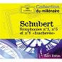 Album Schubert: symphonies N°1, 5 et 8 de Orchestre Philharmonique de Berlin / Karl Böhm / Franz Schubert
