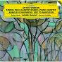 Album Schoenberg: ode to napoleon; webern: string trio de Arnold Schönberg / Kenneth Griffiths / Stefan Litwin / Lasalle Quartet / Anton von Webern