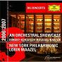 Album DG Concert - An Orchestral Showcase de Nikolaï Rimski-Korsakov / Lorin Maazel / The New York Philharmonic Orchestra / Albert Roussel / Béla Bartók