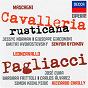 Album Mascagni: cavalleria rusticana / leoncavallo: pagliacci de Guiseppe Giacomini / Jessye Norman / José Cura / Dmitri Hvorostovsky / Barbara Frittoli...
