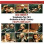 Album Beethoven: symphonies nos. 7 & 8 de Frans Brüggen / Orchestra of the 18th Century