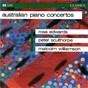 Compilation Australian piano concertos avec Dennis Hennig / Ross Edwards / Queensland Symphony Orchestra / Myer Fredman / Williamson Malcolm...