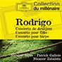 Compilation Rodrigo: concierto de aranjuez, concerto pour flûte, concerto pour harpe avec Luis Antonio García Navarro / Joachin Rodrigo / Narciso Yepes / The Philharmonia Orchestra / Marin Ion...