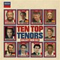 Compilation Ten top tenors avec Guy D' Hardelot / Giuseppe Adami / Renato Simoni / Giacomo Puccini / The John Alldis Choir...