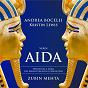 Album Verdi: Aida de Coro E Orchestra del Maggio Musicale Fiorentino / Kristin Lewis / Andrea Bocelli / Zubin Mehta / Giuseppe Verdi