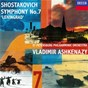"Album Shostakovich: symphony no. 7, ""leningrad"" de St Petersburg Philharmonic Orchestra / Vladimir Ashkenazy"