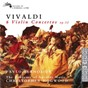 Album Vivaldi: violin concertos nos. 1-6 de Pavlo Beznosiuk / Christopher Hogwood / The Academy of Ancient Music / Antonio Vivaldi