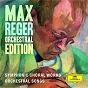 Compilation Max reger - orchestral edition - symphonic choral works, orchestral songs avec Chor der Bamberger Symphoniker / Marga Höffgen / NDR Symphony Orchestra / Roland Bader / NDR Chor...
