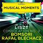 Album Liszt: Consolations, S. 172: No. 3 Lento placido in D Flat Major (Transcr. Milstein for Violin and Piano) (Musical Moments) de Rafal Blechacz / Bomsori