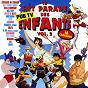 Compilation Le hit-parade des enfants, vol. 2 avec Bernard Denimal / Bernard Minet / Charlotte / Sandrine Vanon / Stéphanie Barre...