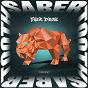 Album SABER TOOTH de Vincent / Tiger Drool / Quix