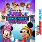 Compilation Disney Junior Music Dance Party! The Album avec Beau Black / Alex Cartana / Cast / They Might Be Giants / Gaby Moreno
