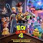 Album Toy story 4 (korean original motion picture soundtrack) de Randy Newman