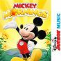 Album Disney junior music: mickey mornings de Felicia Barton / Mickey Mouse