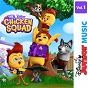 Album Disney Junior Music: The Chicken Squad de Cast / The Chicken Squad