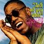 Album Talk All You Want de Frankie Paul
