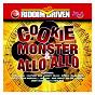 Compilation Riddim Driven: Cookie Monster & Allo Allo avec Voicemail / Elephant Man / Bounty Killer / Vybz Kartel / Da' Ville...