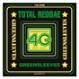 Compilation Total reggae: greensleeves 40th (1977-2017) avec J C Lodge / Reggae Regular / Dr Alimantado / Wailing Souls / Capital Letters...