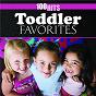 Album 100 hits: toddler favorites de The Countdown Kids