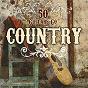 Album 50 guitars go country de Fifty Guitars
