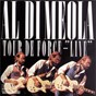 Album Tour de force-live de Al DI Meola