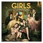 Compilation Girls volume 2: all adventurous women do... music from the hbo® original series avec Aimee Mann / Vampire Weekend / Jenny Lewis / M. Ward / Lily Allen...