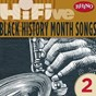 Compilation Rhino hi-five: black history month songs 2 avec Baby Huey & the Babysitters / Dionne Warwick / R.B. Greaves / Nina Simone / Curtis Mayfield