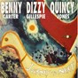 Album Journey to next de Benny Carter / Dizzy Gillespie / Quincy Jones