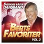 Compilation Sveriges bästa dansband - berts favoriter vol. 3 avec Friends / Wizex / Candela / Barbados / Grönwalls...