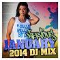 Compilation Nervous january 2014 - DJ MIX avec Rob Mirage / Carlos Torre / Joy Marquez / John Corba / Stanny Abram...