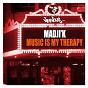 Album Music is my therapy de Madji K
