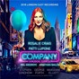 Album Company (2018 london cast recording) de Stephen Sondheim