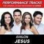 Album Jesus (performance tracks) - ep de Avalon