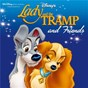 Compilation Lady and the tramp and friends avec Si & Am / Oliver Wallace / Peggy Lee / Bill Thompson / George Givot...