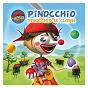 Album Pinocchio le clown de Pinocchio