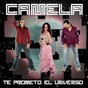 Album Te prometo el universo de Camela