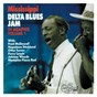 Compilation Mississippi delta blues jam in memphis avec Memphis Piano Red / Napoléon Strickland / Mississippi Fred MC Dowell / Otha Turner / Furry Lewis...