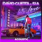 Album Let's Love (feat. Sia) de David Guetta