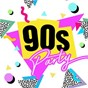Compilation 90s party: ultimate nineties throwback classics avec Babylon Zoo / Daft Punk / Cher / Deee-Lite / Alex James...