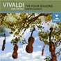Album Vivaldi: the four seasons de Antonio Vivaldi / Fabio Biondi