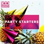 Compilation 100 greatest party starters avec Crazy Cousinz / Dua Lipa / Daft Punk / Bruno Mars / Lizzo...