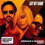 Album Say my name (feat. bebe rexha & J balvin) de David Guetta