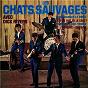 Album Les chats sauvages avec dick rivers de Les Chats Sauvages Avec Dick Rivers
