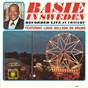 Album Basie in sweden de Count Basie