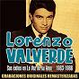 Album Sus éxitos en la voz de su amo de Lorenzo Valverde