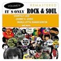 "Compilation It's only rock & soul, vol. 4 avec Johnny ""Hammond"" Smith / B Berns / The Searchers / J P Richardson / Richardson..."