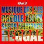 Album Musiques des îles : créole, ambiance, zouk, reggae, vol. 5 de Multi-Interpre`tes