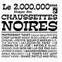 Album Le 2.000.000 ème de Les Chaussettes Noires