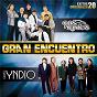 Album Gran encuentro (20 éxitos originales) de Los Yonic S / Grupo Yndio